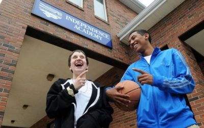 Brockton's Independence Academy a milepost for students in need of sobriety